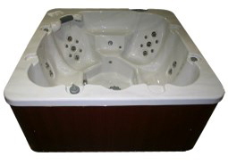 Coyote Spas Hot Tub Range by Arctic Spas Kitchener