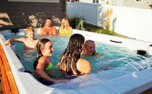 swim spa buyer's guide: how to choose the best all weather pool for you